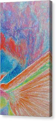 Tropical Fishtych 01 C-right Canvas Print