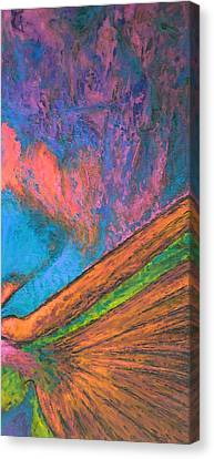 Tropical Fishtych 03 C-right Canvas Print