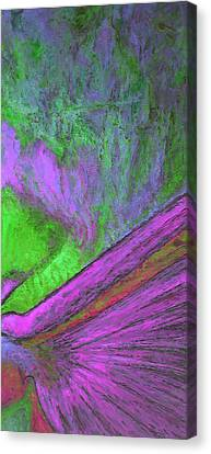 Tropical Fishtych 05 C-right Canvas Print