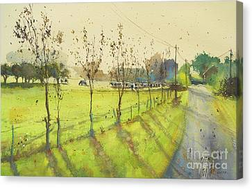 Trovern  Morning Canvas Print