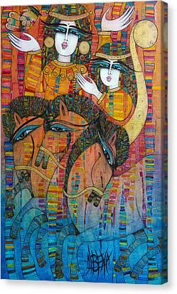 Troyka Canvas Print