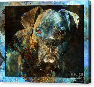 True Colours Canvas Print by Judy Wood