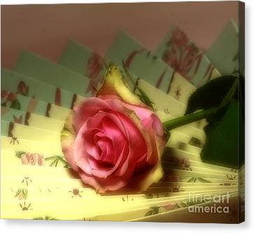 True Romance Canvas Print by Inspired Nature Photography Fine Art Photography