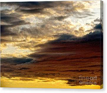 Truth Canvas Print by Q's House of Art ArtandFinePhotography