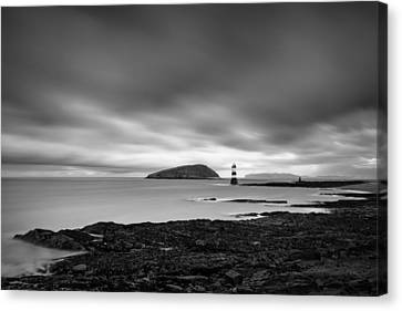 Trwyn Du Lighthouse 1 Canvas Print
