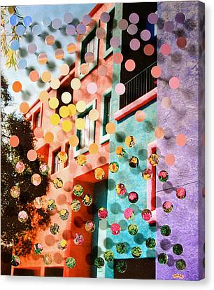 Tucsoncenter Ss1 Canvas Print by Irmari Nacht