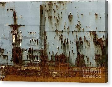 Tug- A Fisherman's Impression Canvas Print