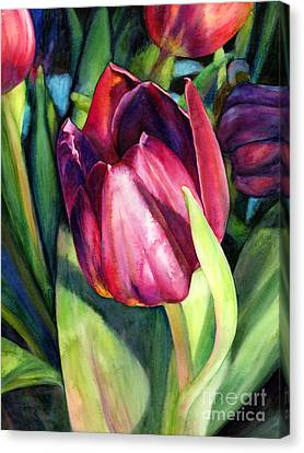 Tulip Delight Canvas Print