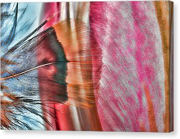 Canvas Print - Tulip Painter by Kenneth Haley