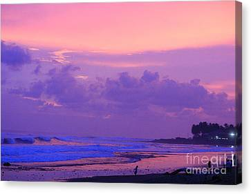 Tunco Inspiration 2 Canvas Print by Stav Stavit Zagron