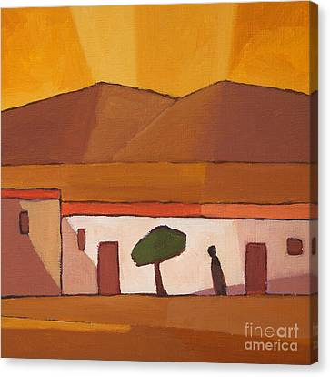 Tunisia Canvas Print by Lutz Baar