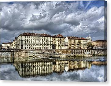 Turin Italy Canvas Print