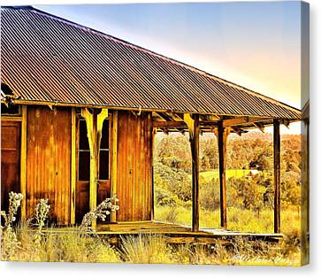 Turn Back Time Canvas Print by Wallaroo Images