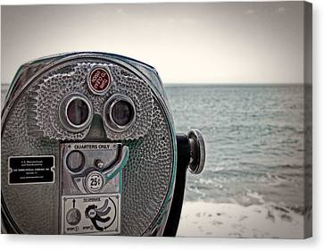 Turn To Clear The Ocean Canvas Print by Tom Gari Gallery-Three-Photography
