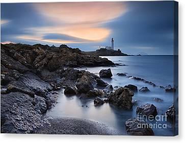 Turnberry Lighthouse Canvas Print