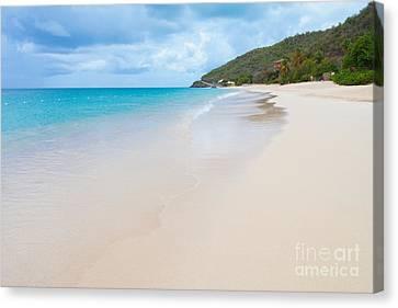 Turner Beach Antigua Canvas Print
