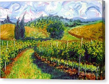 Tuscan Wind Canvas Print