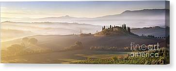 Tuscany Canvas Print by Rod McLean
