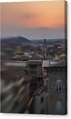 Tuscany Sunset Canvas Print by Celso Bressan