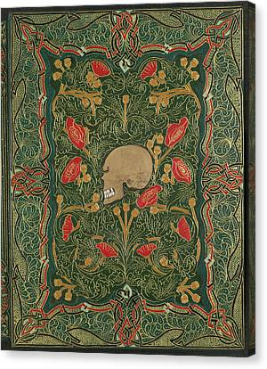 Twentieth Century English Binding By Stan Canvas Print by British Library