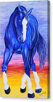 Twilight Dance Canvas Print