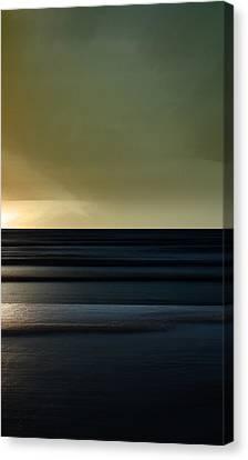 Twilight - Sauble Beach Canvas Print