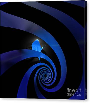 Twilight Zone By Jammer Canvas Print by First Star Art