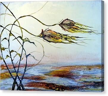 Twin Breezes Canvas Print