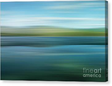 Impression Canvas Print - Twin Lakes by Priska Wettstein