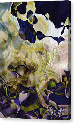 Twist-leaf Canvas Print