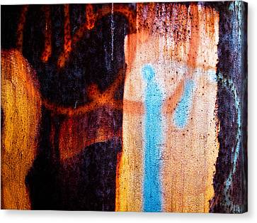 Two As One Canvas Print by Bob Orsillo