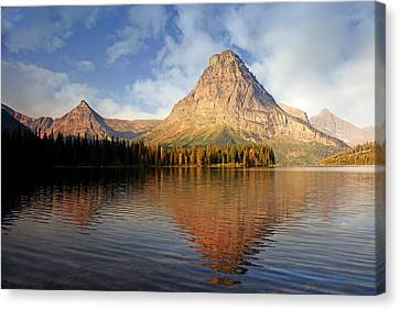 Two Medicine Canvas Print by Marty Koch