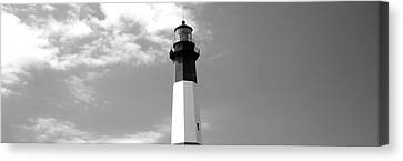 Tybee Island Lighthouse, Atlanta Canvas Print by Panoramic Images