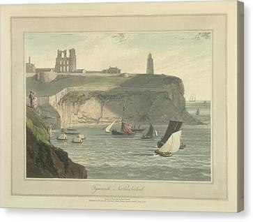 Tynemouth Canvas Print