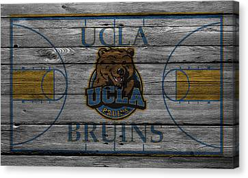 Ucla Bruins Canvas Print by Joe Hamilton