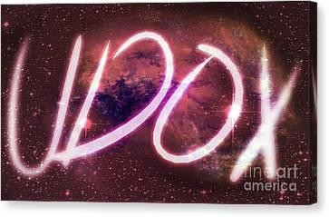 Udox 02 Canvas Print by Jose Benavides