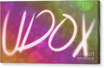 Udox 03 Canvas Print by Jose Benavides