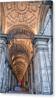Uffizi Canvas Print by Melany Sarafis