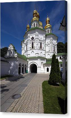 Openair Canvas Print - Ukraine, Kiev, Pechersky, Historical by Tips Images