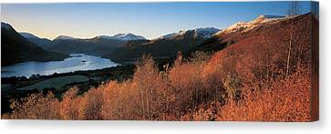 Ullswater Lake District England Canvas Print by Panoramic Images