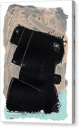 Umbra No. 1 Canvas Print by Mark M  Mellon