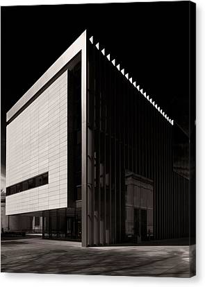 Canvas Print featuring the photograph Umma - New Wing by James Howe