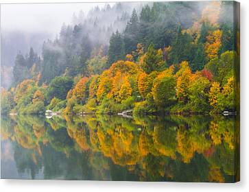 Umpqua Serenity Canvas Print