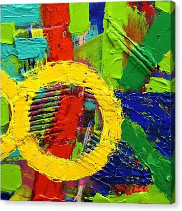 Unboundedness I Canvas Print by John  Nolan