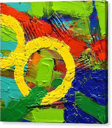 Unboundedness II Canvas Print by John  Nolan