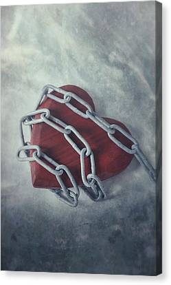 Unchain My Heart Canvas Print by Joana Kruse