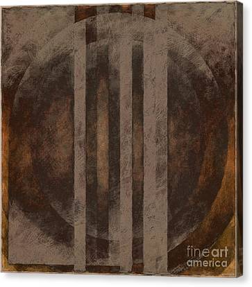 Unconscious Variation Canvas Print by Lonnie Christopher