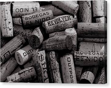 Uncorked  Canvas Print