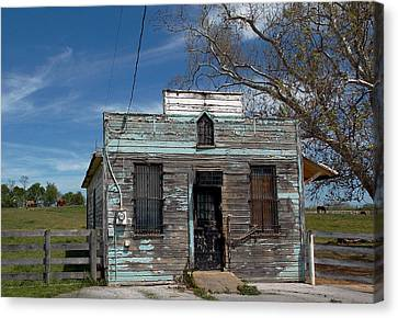 Undelivered Mail Canvas Print by Skip Willits