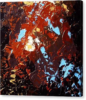under the autumn sky II Canvas Print